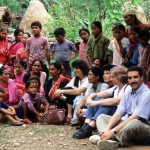 full IPGRI gathering in hills